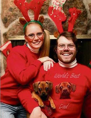 The Worst Christmas Cards of All Time…These Are Hilarious! | Easy ...