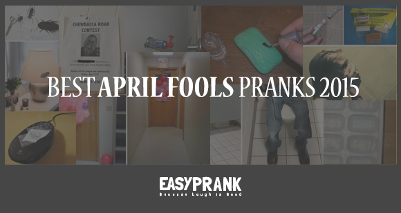 10+ Best April Fools Pranks of 2015